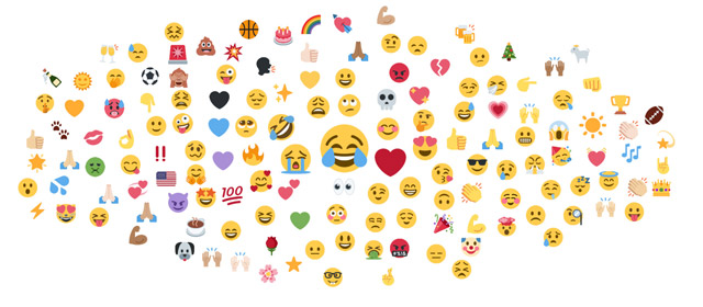 Emoticons populares de Whatsapp