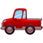 Emoji de pick up truck U+1F6FB